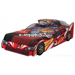 Racer Red Bedframe