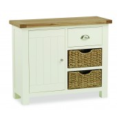 Norfolk Small Sideboard With Baskets