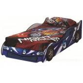 Racer Blue Bedframe
