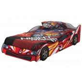 Racer Red Bedframe