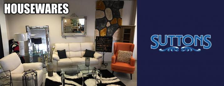 Homeware Products At Suttons Wickford, Essex