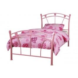 Jemima Pink Bedstead