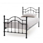 Paris Bedstead Black